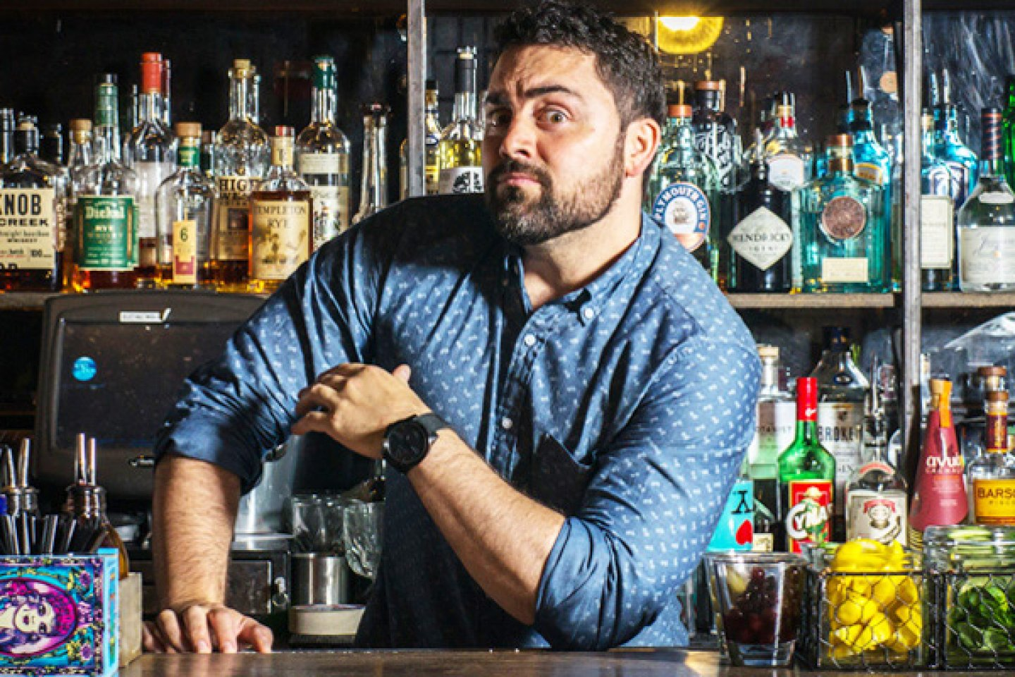 The 86 Company Brings on NYC Bartender Tim Cooper as its East Coast Portfolio Specialist
