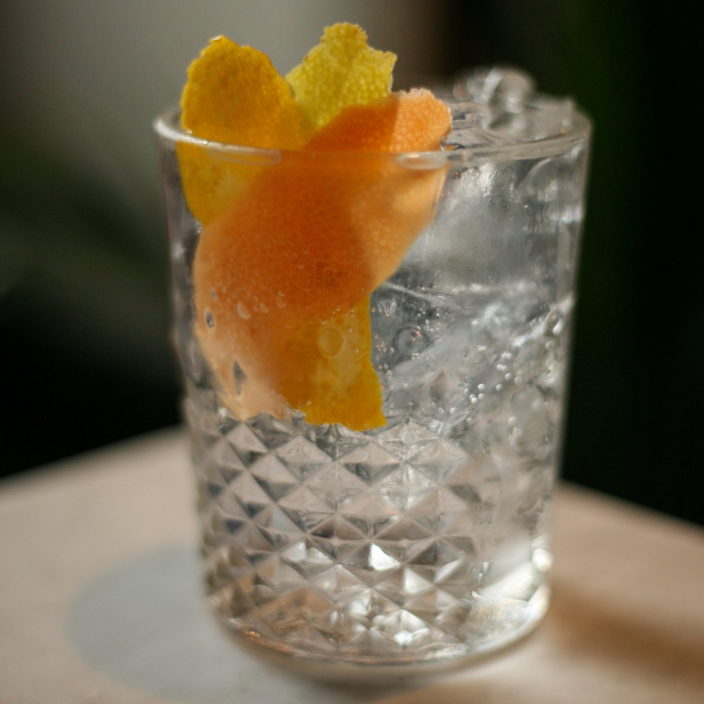 Fords Gin, Triple Citrus Gin & Tonic