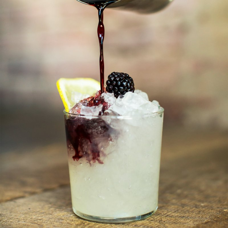 Fords Gin, Bramble