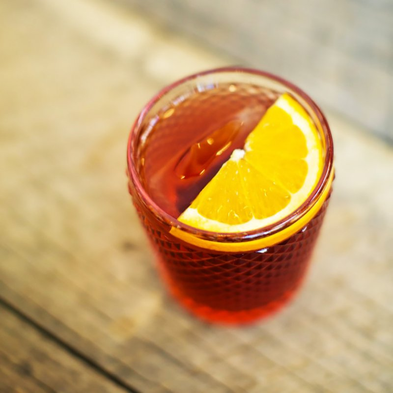 Fords Gin, Negroni
